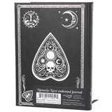 Embossed Black and White Spirit Board Journal | Angel Clothing