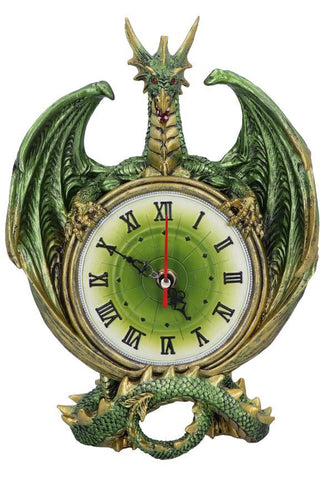 PRE-ORDER Emerald Chronology Dragon Clock