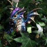 Enchanted Nightmare Dragon Blue Crystal Soothsayer | Angel Clothing