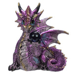 Enchanted Nightmare Dragon Purple Crystal Soothsayer | Angel Clothing