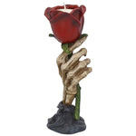 Eternal Flame Candlestick 20.5cm | Angel Clothing