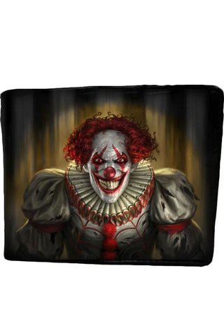 James Ryman Evil Clown Wallet | Angel Clothing