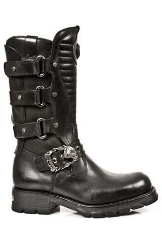 New Rock Motorcycle Collection Boots M.7604-S1 | Angel Clothing