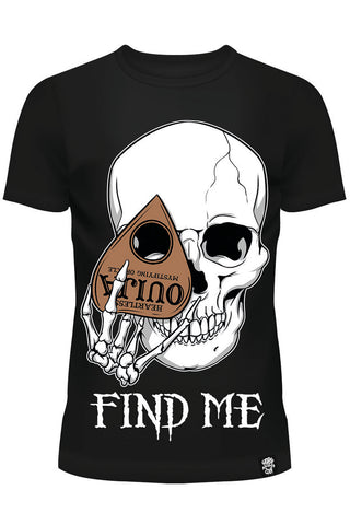 Heartless Find Me T-Shirt | Angel Clothing