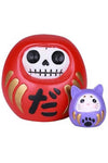 Furrybones Daruma | Angel Clothing