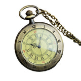 Steampunk Pocketwatch with Roman Numerals | Angel Clothing