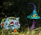 Foolish Fizzy Whizz Fairy Village Mushroom 24cm | Angel Clothing