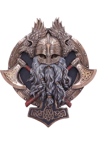 PRE-ORDER For Valhalla Plaque | Angel Clothing