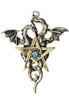 Forbidden Dragonstar Necklace | Angel Clothing