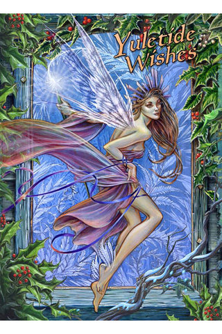 Forest Faerie Yuletide Card | Angel Clothing
