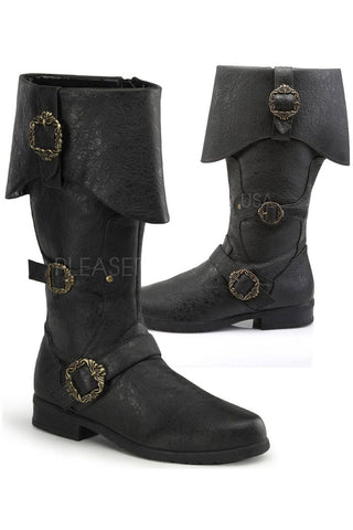 Funtasma Carribean 299 Boots Black | Angel Clothing