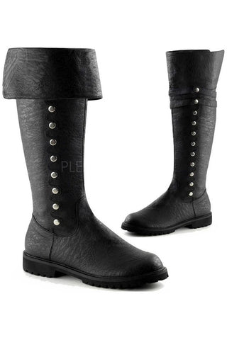 Funtasma Gotham 120 Boots Black | Angel Clothing