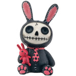 Furrybones Black Bun Bun | Angel Clothing