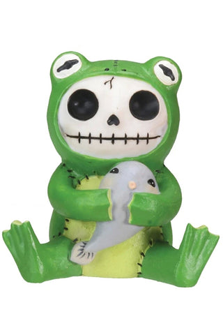 Furrybones Froggie | Angel Clothing