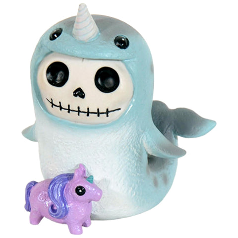 Furrybones Narwhal Whally - Angel Clothing