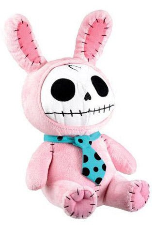 Furrybones Pink Bun Bun Plush | Angel Clothing