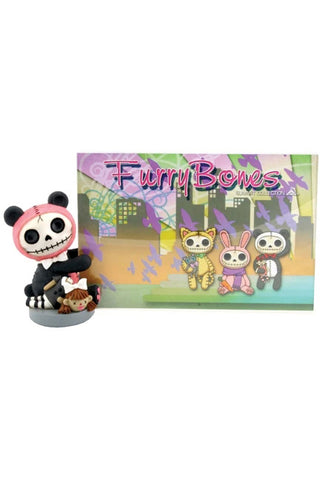 Furrybones Pink Pandie Picture Frame | Angel Clothing