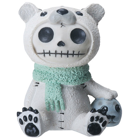 Furrybones Polar Bear, Chilton | Angel Clothing