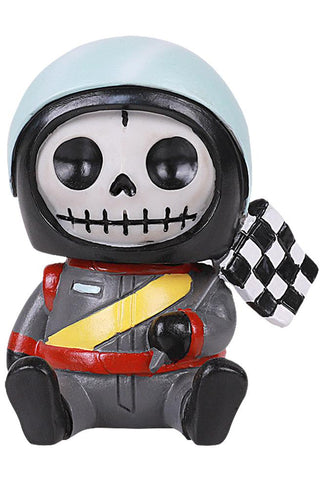 Furrybones Race Car Driver Jerry | Angel Clothing