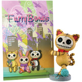 Furrybones Yellow Mao-Mao Picture Frame | Angel Clothing