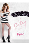 Gabriella Kelly Tights Black | Angel Clothing