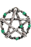 Galraedia Pentagram of Pan Pendant | Angel Clothing