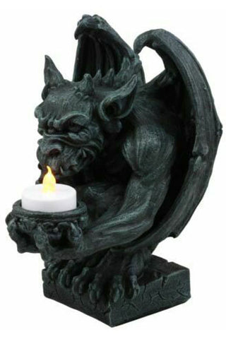 Gargoyle Tealight Holder | Angel Clothing
