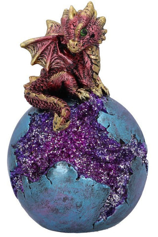 PRE-ORDER Geode Guard Dragon Red