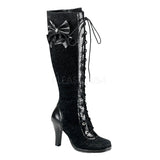 Demonia GLAM-240 Boots | Angel Clothing