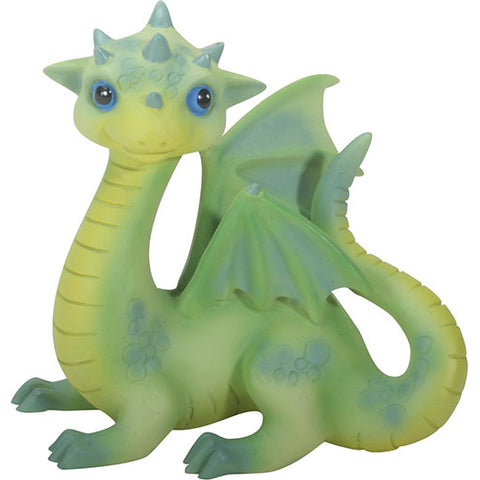 Green Baby Dragon Fiona | Angel Clothing