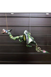 Large Green Coconut Dragon Mobile 50cm | Angel Clothing