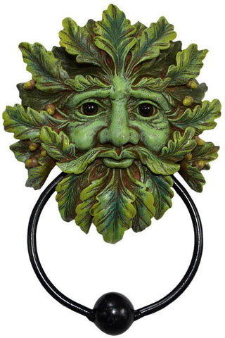 Green Man Door Knocker | Angel Clothing