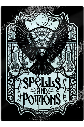 Spells and Potions Chopping Board | Angel Clothing