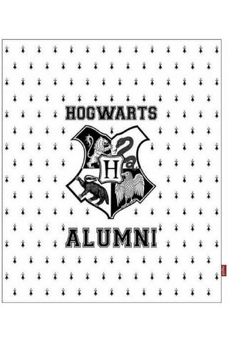 Harry Potter Hogwarts Alumni Throw | Angel Clothing