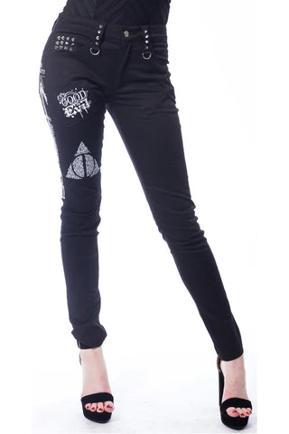 Harry Potter Knight Pants | Angel Clothing