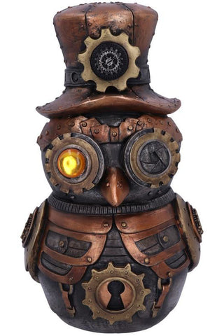 Hootle Steampunk Owl | Angel Clothing