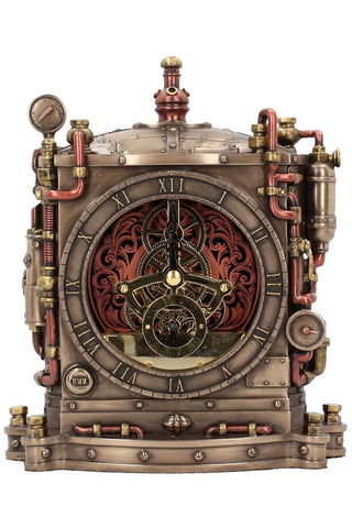 Horologist Steampunk Clock | Angel Clothing