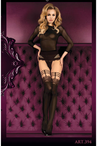 Hush Hush by Ballerina Tights 394 | Angel Clothing