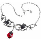 Alchemy Infinite Love Necklace P868 | Angel Clothing