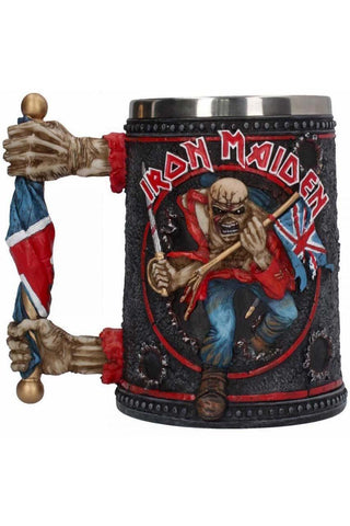 Iron Maiden Tankard | Angel Clothing