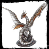 Iron Wing Steampunk Dragon 26.5cm | Angel Clothing