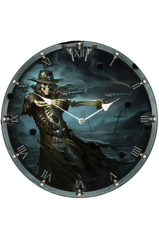 James Ryman Gunslinger Clock | Angel Clothing