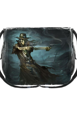 James Ryman Gunslinger Messenger Bag | Angel Clothing