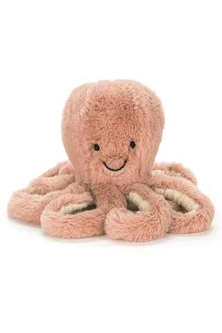 Jellycat Odell Octopus Baby 14cm Plush | Angel Clothing