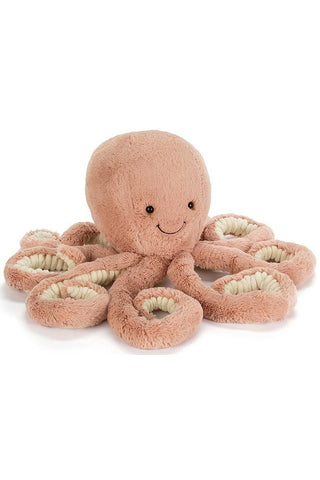 Jellycat Odell Octopus Little 23cm Plush | Angel Clothing