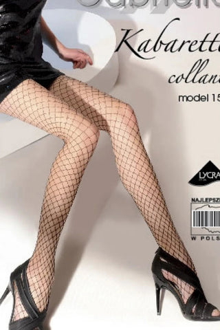 Gabriella Kabatetta Collant Tights 153-231 | Angel Clothing