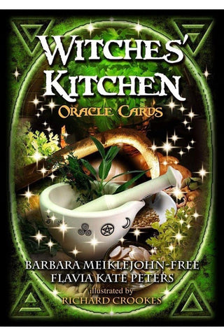 Witches Kitchen Oracle Cards | Angel Clothing
