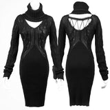 Punk Rave Lamentation Dress | Angel Clothing