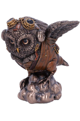 PRE-ORDER Learning to Fly Steampunk Owl | Angel Clothing