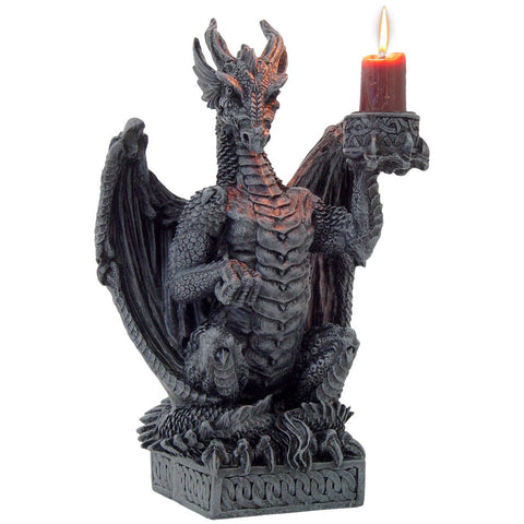 Light Keeper Dragon Candle Holder | Angel Clothing